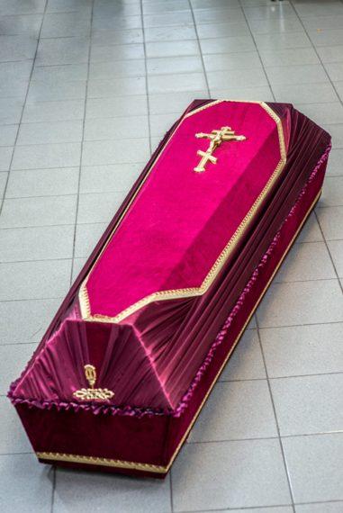 Гробы в Тамбове, ритуальные принадлежности и аксессуары, ритуальные услуги