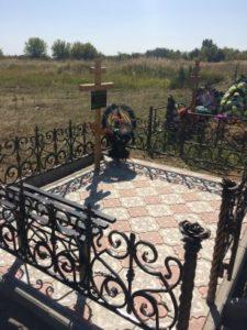 Благоустройство и уход захоронений в Тамбове - ритуальные услуги