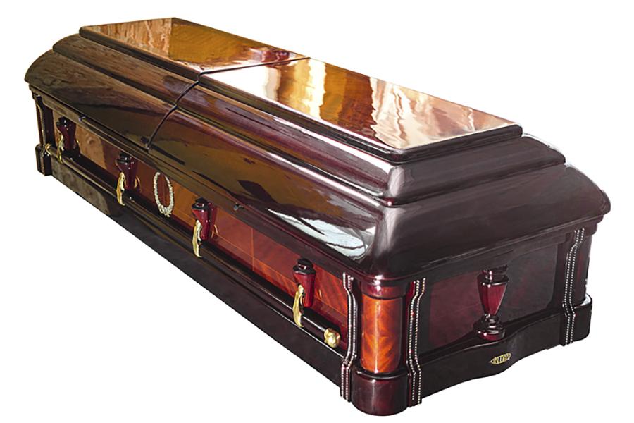 Новый эксклюзивный гроб - Виктория Сваровский