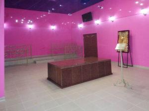 Траурный зал для прощания в Тамбове - ритуальные услуги